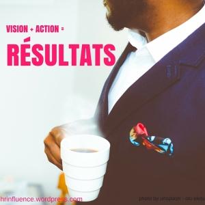 Vision et action